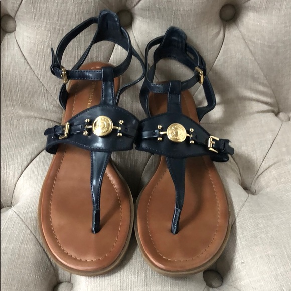 Tommy Hilfiger Shoes   Navy Blue And